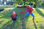 Spider-Man Photo Op