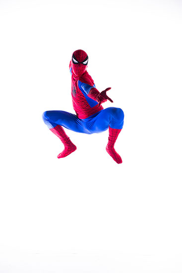 SPIDER-MAN PARTY - 1