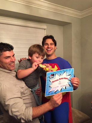 Superman Certificate | Superhero Party