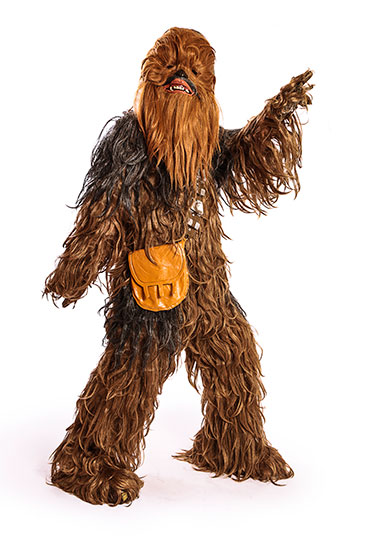 Chewbacca Parody Party Character - 3