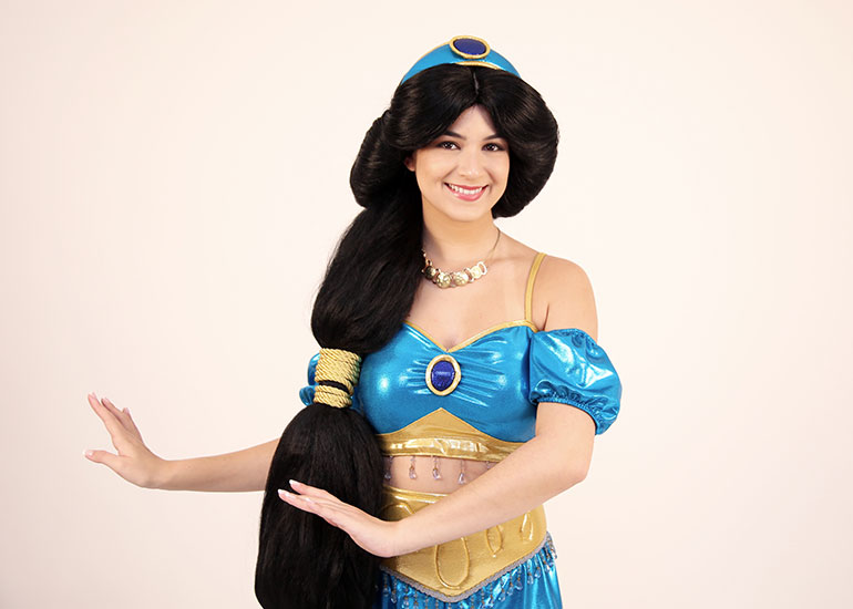 JASMINE PARODY PARTY CHARACTER - 3