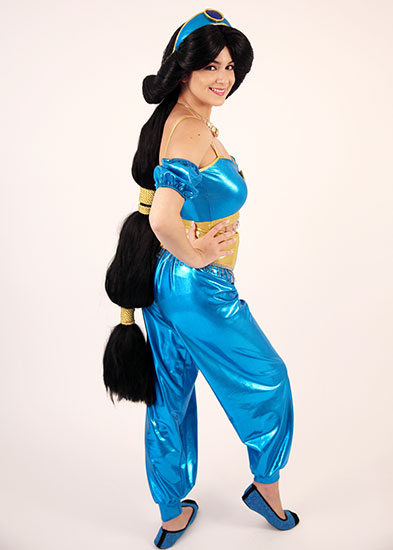 JASMINE PARODY PARTY CHARACTER - 1