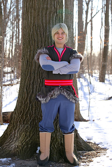 KRISTOFF PARODY PARTY CHARACTER  - 1