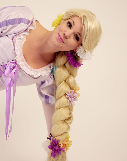 RAPUNZEL PRINCESS PARTY - 1