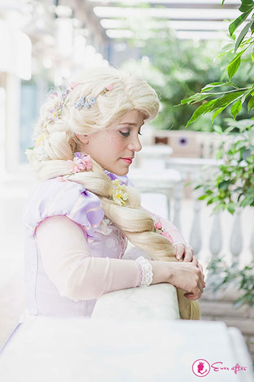 RAPUNZEL PRINCESS PARTY - 2