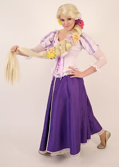 RAPUNZEL PRINCESS PARTY - 3