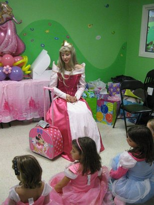 Cinderella Story Time | Princess Party