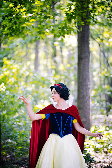 Snow White PRINCESS PARTY - 1