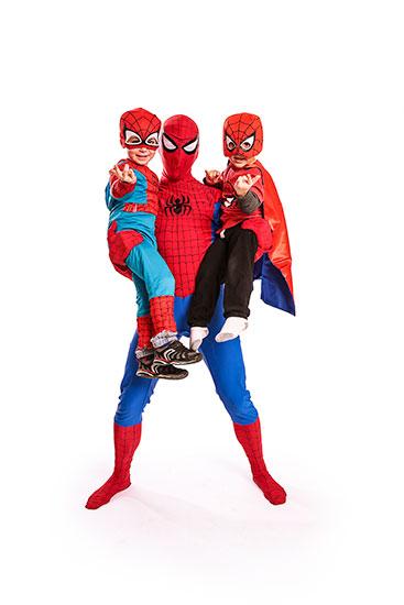 SPIDER-MAN PARTY - 2