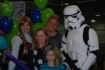 Storm Trooper | Star Warrior Party