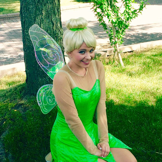 TINKERBELL PARODY PARTY CHARACTER - 2