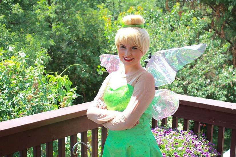 TINKERBELL PARODY PARTY CHARACTER - 3